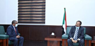 Ethiopian High-Level Delegation Holds Talks With Sudan's Senior Officials