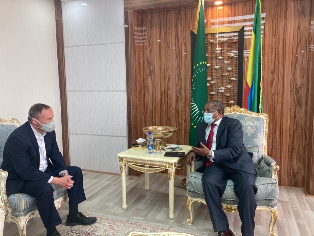 Ethiopia Summons U.S. Ambassador