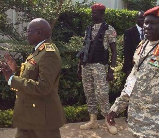 Malong's forces reiterate commitment to ceasefire in South Sudan