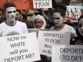 eritrean asylum seekers israel