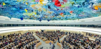 Eritrea on UN Human Rights Council