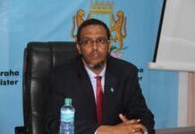 minister Mohamed Omar Arte