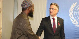 Somalia: Western Nations Back Former terrorist leader