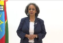 President Sahle-Work Attends Climate Vulnerability Forum