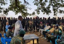South Sudan Opposition Movements Alliance (SSOMA)