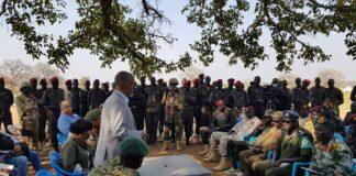 South Sudan Opposition Movements Alliance (SSOMA)