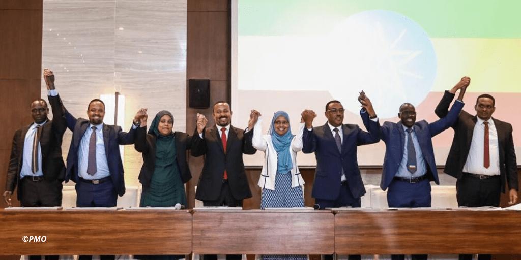 Ethiopia: Parties