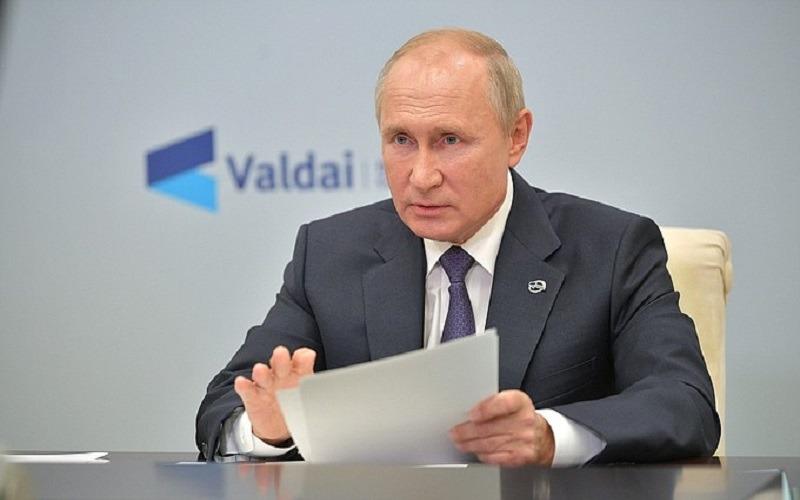 President Putin's 2020
