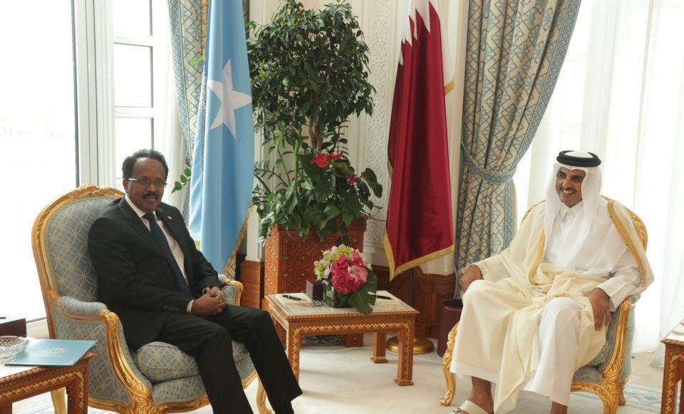 Qatar renews support for Somalia