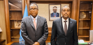 PM Roble and Southwest assembly speaker