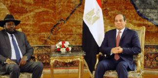 Egypt and S. Sudan
