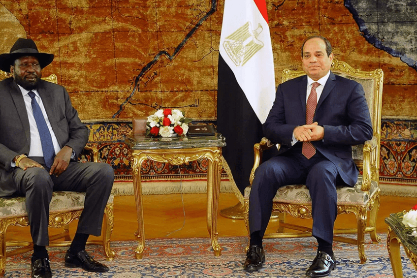 Egypt and S. Sudan