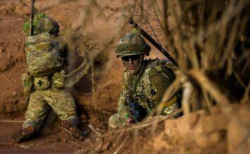 UK trains Kenya soldiers