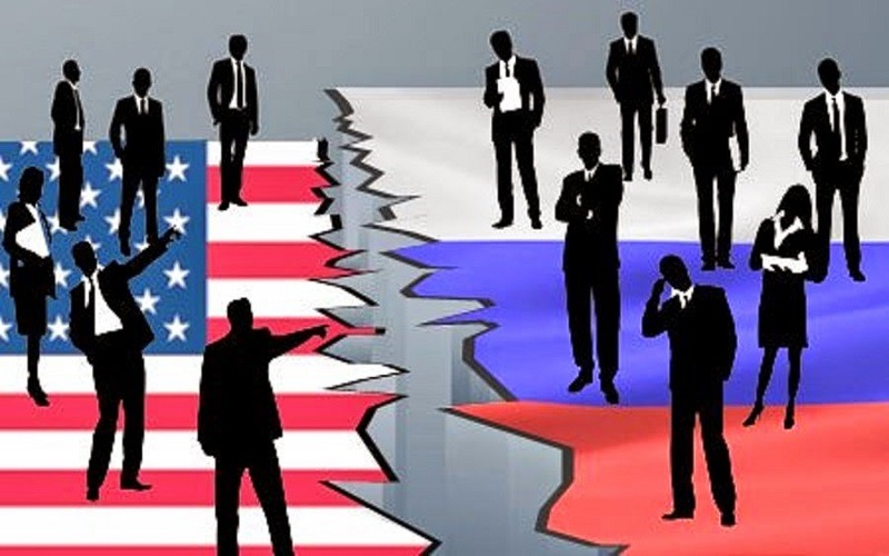 A New Wall For A New Cold War?