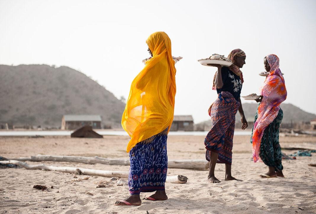 Eritrea Afar families
