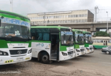 560 Buses To Join Addis Ababa