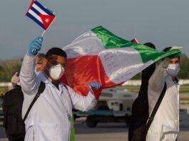 Somalia Two Cuban doctors