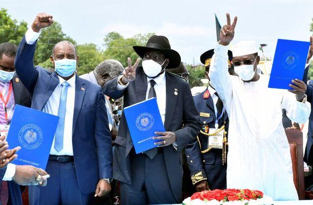 Sudan's landmark peace deal