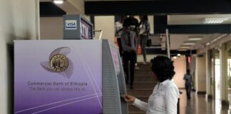 Ethiopians Into Banking System