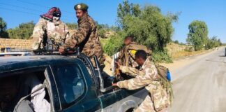 Tigray forces 72-hour