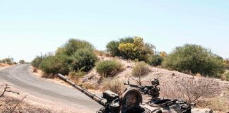 Army Captures Strategic Places