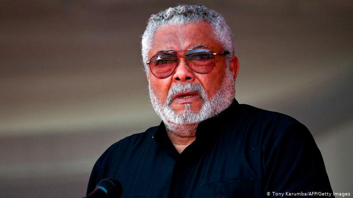 UNSOM mourns former Ghana President Jerry Rawlings