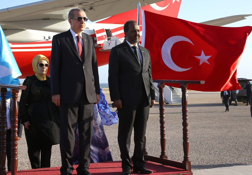 Somalia and Turkey agree to boost trade investment