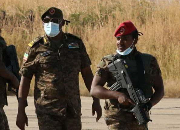 Ethiopian-Military