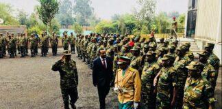 Ethiopia - Army