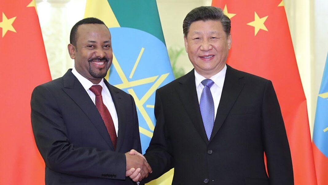 Ethiopia, China