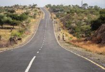road ethiopia