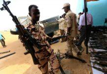 sudan guns