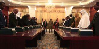 Sudanese cabinet