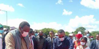 kenya ethiopia Road