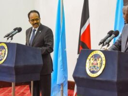 Kenya and Somalia