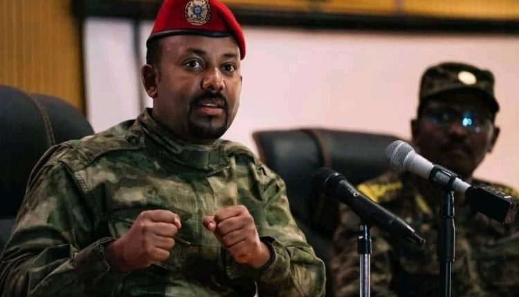 Abiy Confers With Commanders