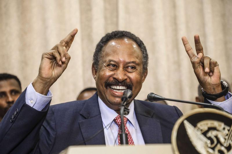 U.S. terrorism list: Sudan