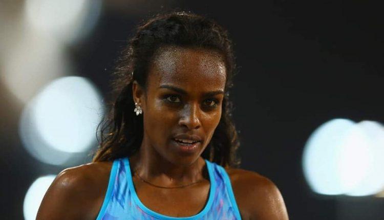 Ethiopia Genzebe-Dibaba