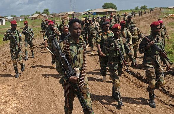 51 al-Shabab fighters killed