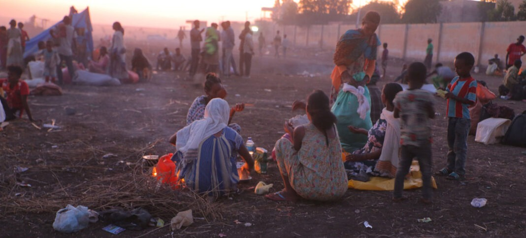 Ethiopia: Thousands of refugees