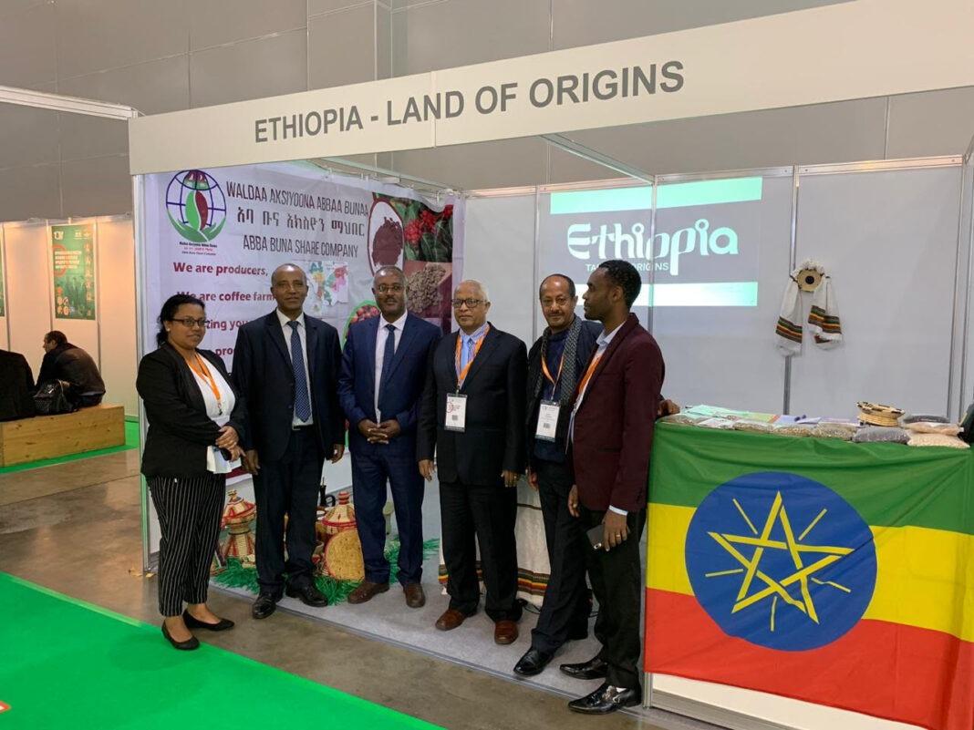Ethiopian Russia business