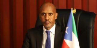 Mustafa Omer is the President