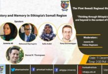 Somali Regional Studies Conference