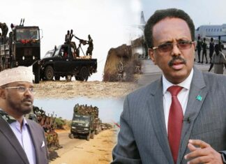 Affairs of Somalia. Kenya