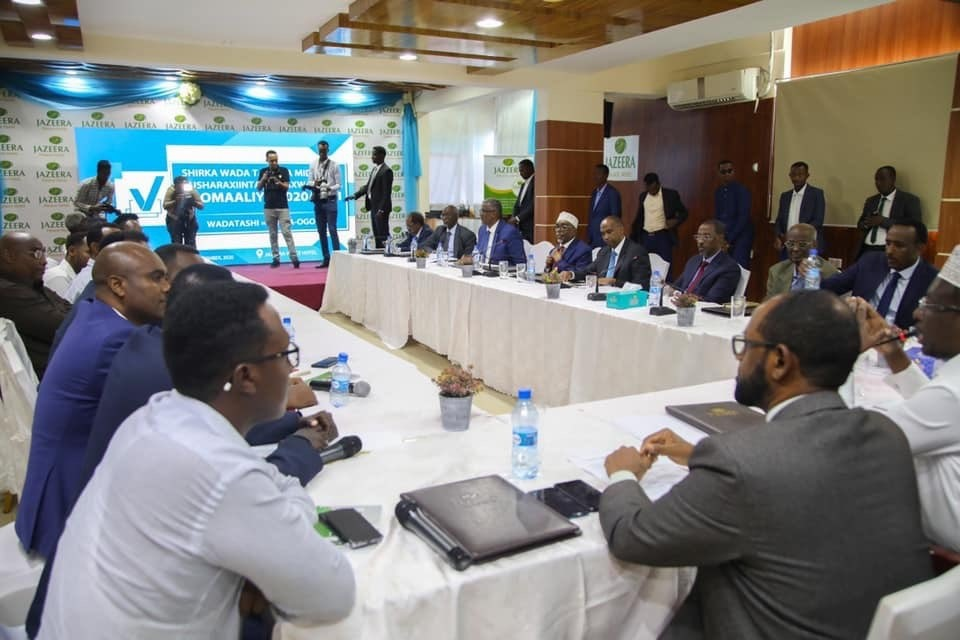 electoral committee Somalia