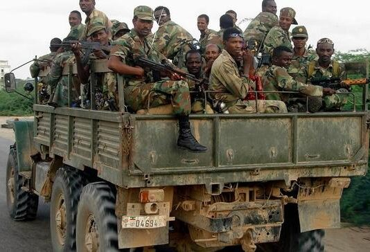Ethiopia deploys more troops