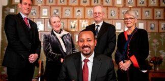 Ethiopia's Nobel