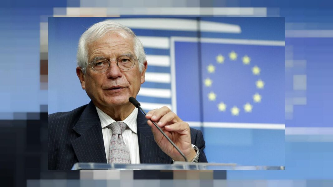 Vice-President Josep Borrell