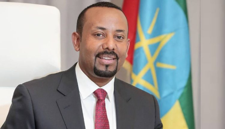 Dr. Abiy Ahmed Candidate
