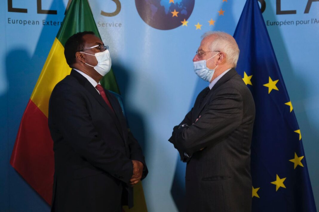 deputy pm of ethiopia